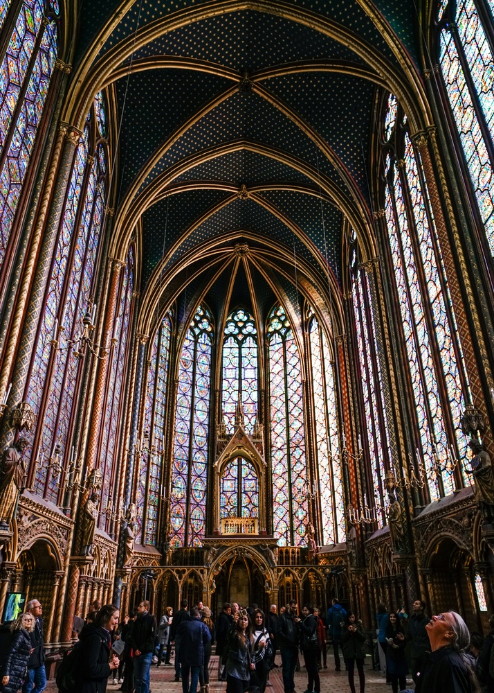 The Paris Journal Sainte Chapelle Nicoline S Journal